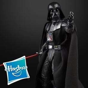 Hasbro - Darth Vader - Episode V - Black Series Hyperreal - Actionfigur