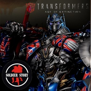 Soldier Story x Soap Studio - Optimus Prime - Diecast Figure