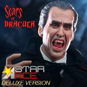 Star Ace - Scars of Dracula Statue 1/4 - Count Dracula 2.0 - Deluxe Version