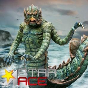 Star Ace - Kampf der Titanen - Kraken - Soft Vinyl Statue