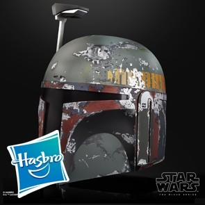 Hasbro - Boba FettElektronischer Premium Helm - The Black Series