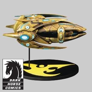 Dark Horse - StarCraft Replica Protoss Carrier Ship