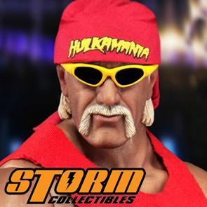 Hulk Hogan Hulkamania - Storm Collectible
