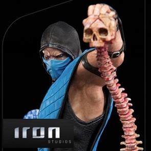 Iron Studios - Sub-Zero - Mortal Kombat - Art Scale Statue