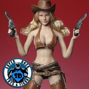 Super Duck - Sexy Cowgirl Clothing Set - SC013-B