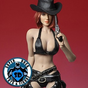 Super Duck - Sexy Cowgirl Clothing Set - SC013-A