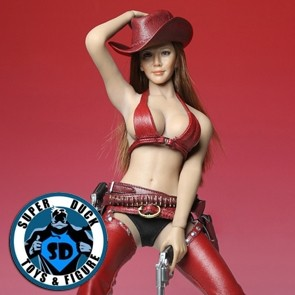 Super Duck - Sexy Cowgirl Clothing Set - SC013-C