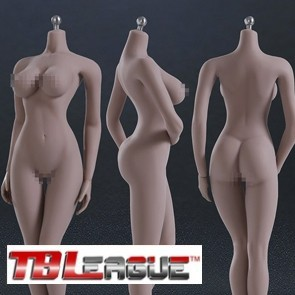 Phicen Female Seamless Body Large Breast Size Sutan Series S06B