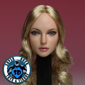 Super Duck - Female Head Sculpt - SDH005-B