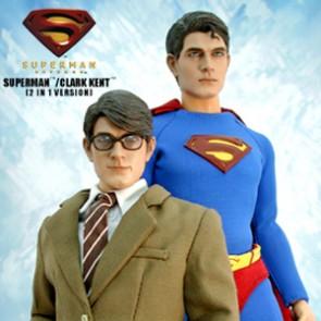 Superman Returns 2 in 1 - Hot Toys