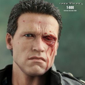 The Terminator T800 - Hot toys