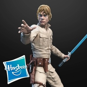 Hasbro - Luke Skywalker - Episode V - Black Series Hyperreal - Actionfigur