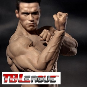 Scale Seamless Body Arnold Schwarzenegger Suntan Version - Super-Flexible