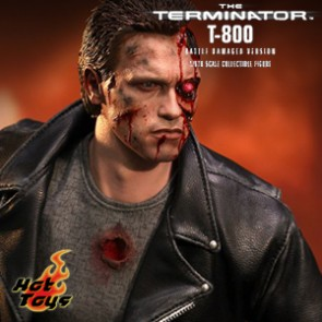 T-800 - The Terminator - Battle Damaged Version