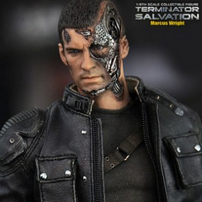 Terminator Salvation Marcus Wright - Hot Toys