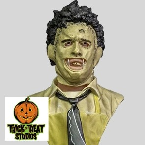 Trick or Treat Studios - Leatherface - Texas Chainsaw Massacre - Mini-Büste
