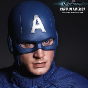Hot Toys - Captain America - The Avengers