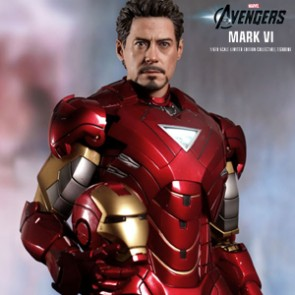 Iron Man Mark VI The Avengers - Hot Toys