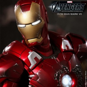 Iron Man Mark VII - The Avengers  - Hot Toys