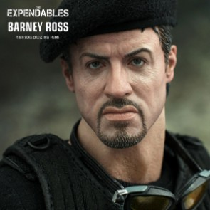 The Expendables Barney Ross - Hot Toys