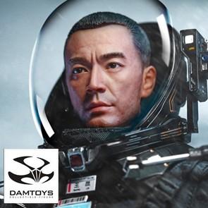 Damtoys - Captain Wang Lei CN171-11 Rescue Unit - 1/6 Figure