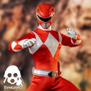 Threezero - Mighty Morphin Power Rangers - Red Ranger - 1/6 Actionfigur