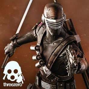 Threezero - Snake Eyes - G.I. Joe - Actionfigur