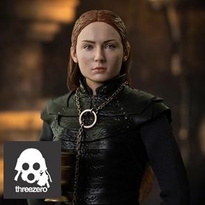 Threezero - Sansa Stark - Game of Thrones - Season 8 - Actionfigur