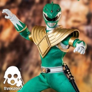 Threezero - Mighty Morphin Power Rangers - Green Ranger - 1/6 Actionfigur