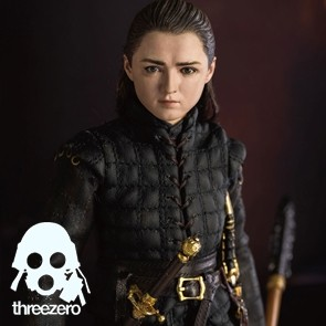 Threezero - Arya Stark - Game of Thrones - Season 8 - Actionfigur