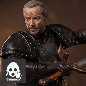 Threezero - Ser Jorah Mormont - Game of Thrones - Season 8 - Actionfigur