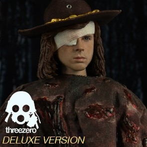 Threezero - Carl Grimes - The Walking Dead - Deluxe Version