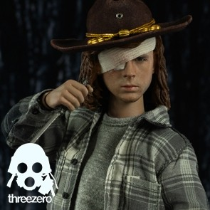 Threezero - Carl Grimes - The Walking Dead