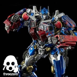 Threezero - Optimus Prime - Transformers: Revenge of the Fallen - DLX Scale