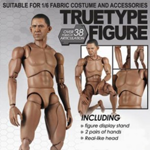 True Typ Body African American Male Advance Version