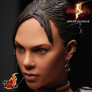 Hot Toys - Sheva Alomar - BSAA - Biohazard 5 - Resident Evill