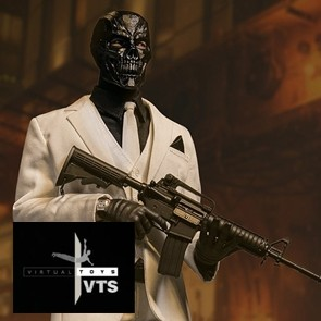 VTS Toys - Black Skull - 1/6 Collectible Figure