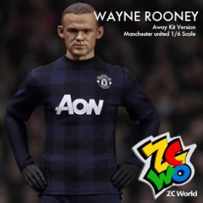 ZC World - Wayne Ronney - Away Kit Version