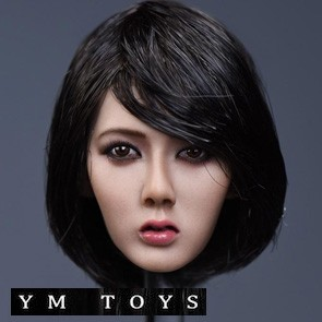 YM TOYS - Beauty Female Head Sculpt - Xiu B