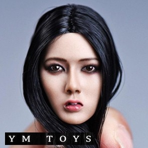 YM TOYS - Beauty Female Head Sculpt - Xiu A