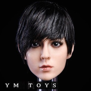 YM TOYS - Female Head Sculpt - YMT016A