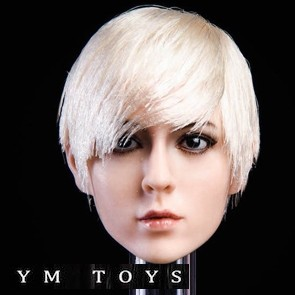 YM TOYS - Female Head Sculpt - YMT016B