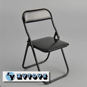 ZYTOYS - Klapp Stuhl - im Maßstab 1:6