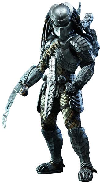 Scar Predator Alien